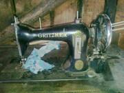 Швейная машина Gritzner