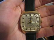 Часы позолоченные POLJOT 23 камня