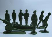 Куплю. Оловянные солдатики,  танки и др. военные игрушки СССР